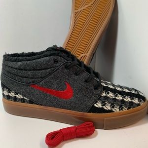 NEW RARE Men's Nike Janoski Mid Warmth